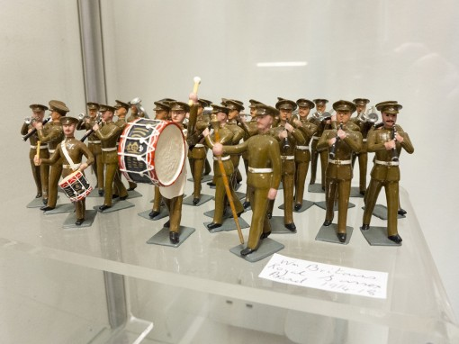 William Britains Ltd, Military Band