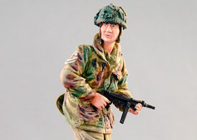 British Para, Arnhem