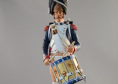 French Imperial Guard Drummer