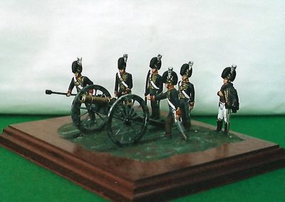 British Royal Horse Artillery, Napoleonic Wars