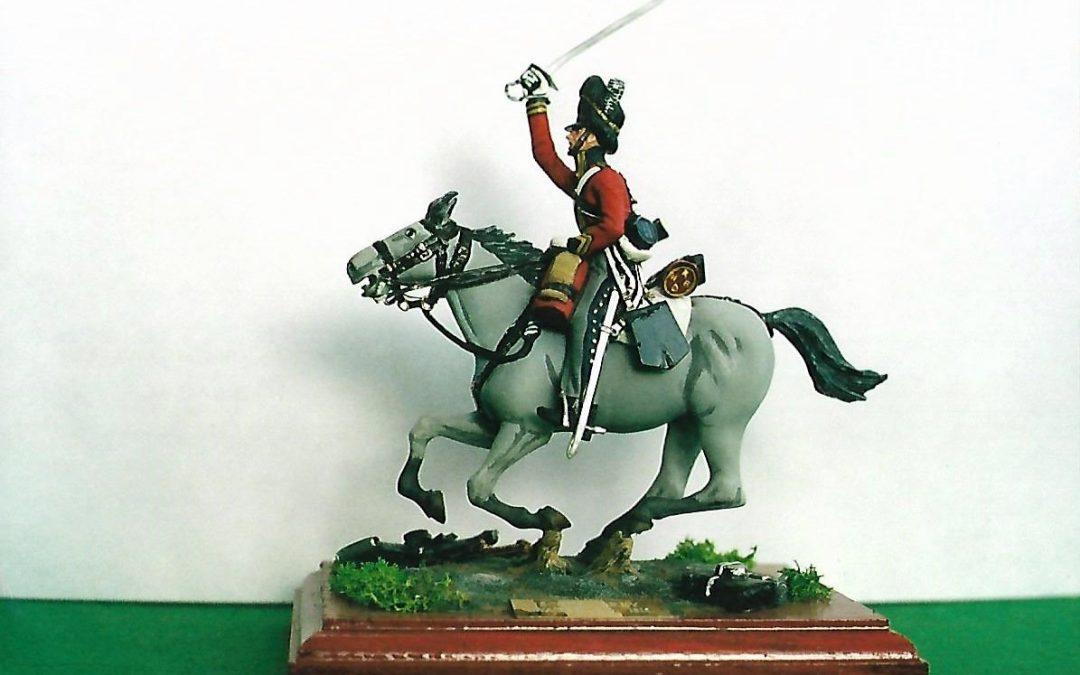 Scots Grey, Waterloo 1815