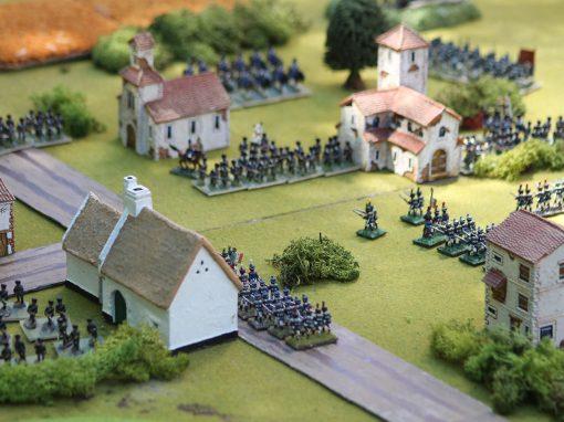 Napoleonic 15mm Wargame