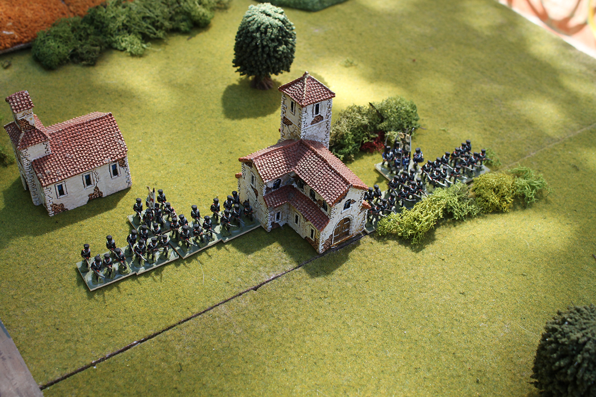 Napoleonic 15mm Wargame Soldiers Of Rye