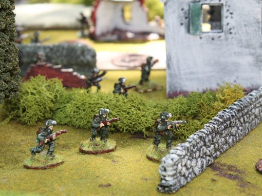 20mm Second World War Wargame