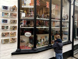 Soldiers of Rye Shop Window